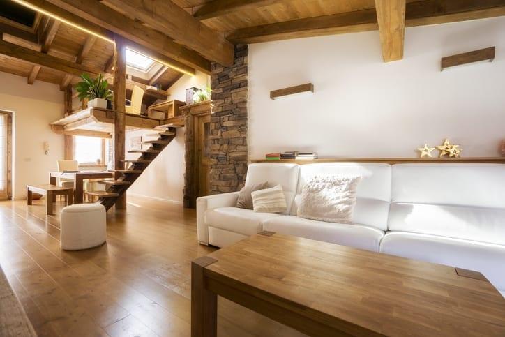 idee per ristrutturare casa in campagna