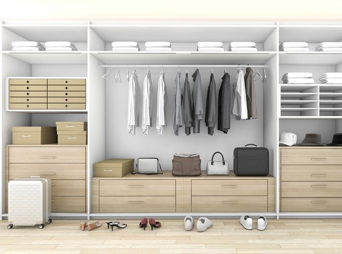 Armadio Letto A Scomparsa Ikea.Cabina Armadio Prezzi Offerte Materiali Ecco Come Sceglierla