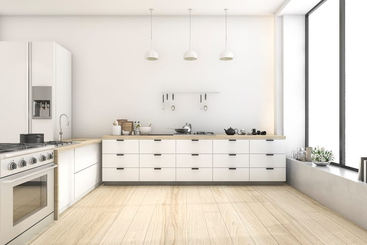 Colori pareti cucina come scegliere il colore giusto e - Colore pareti cucina bianca ...