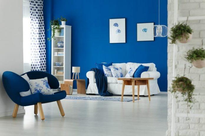 Colore Pareti Azzurro Polvere : Colori pareti come scegliere e come abbinare i colori in ogni stanza