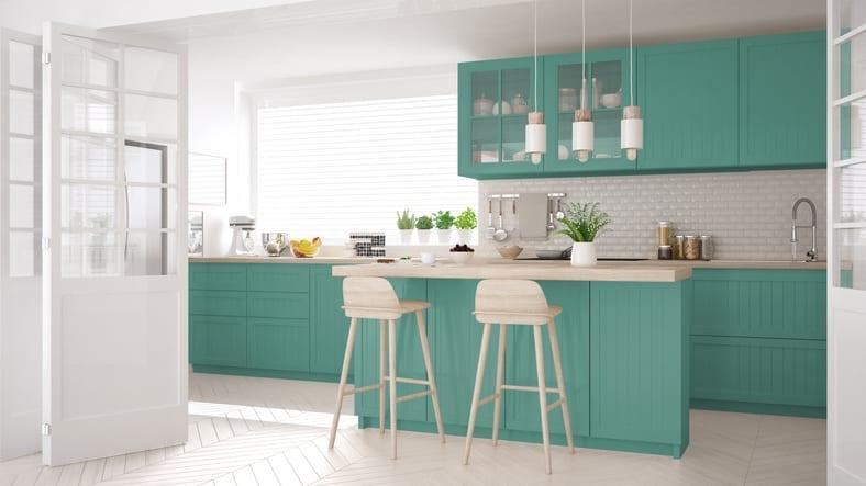 Colori Pareti Cucina: Come Scegliere il Colore Giusto e Perfetto!
