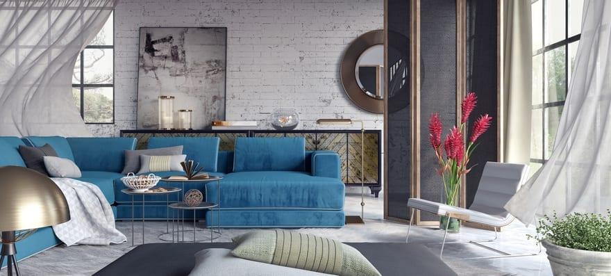 Colori Pareti Soggiorno Moderno e Classico: Idee, Consigli e Foto