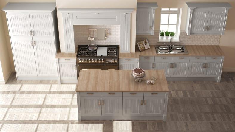 Colori pareti cucina come scegliere il colore giusto e perfetto - Colori pareti cucina classica ...