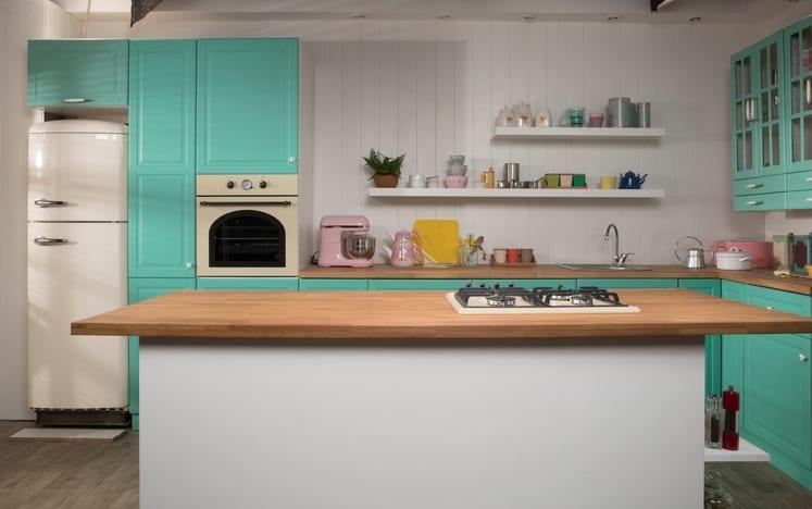 cucine americane anni 50