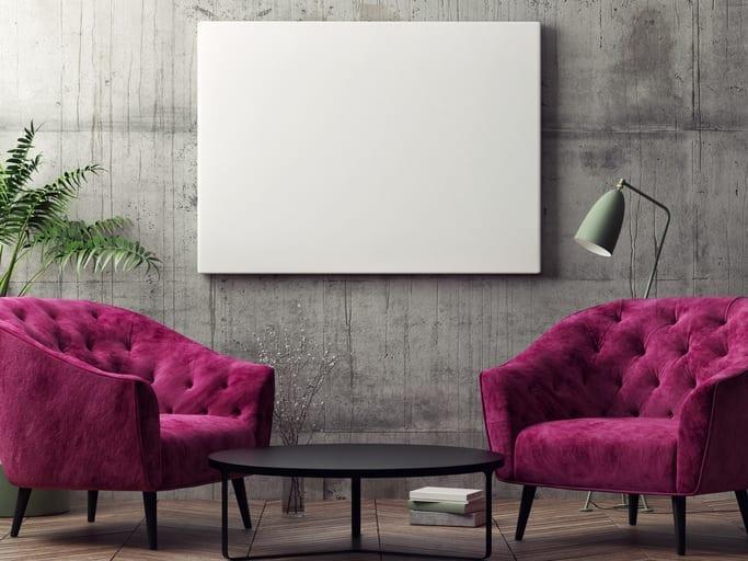 Pitture Particolari Per Interni Moderni.Pitture Moderne Dai Un Tocco Sorprendente Alle Pareti Della Tua Casa