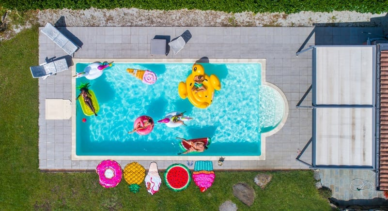 Quanto costa una piscina seminterrata o interrata ecco - Accatastamento casa ...