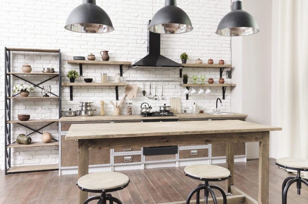 ristrutturare una cucina