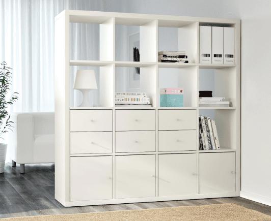 Mobili Divisori Per Soggiorno Ikea.Pareti Divisorie Ikea E Porte Scorrevoli Scopri Come Dividere Gli Ambienti