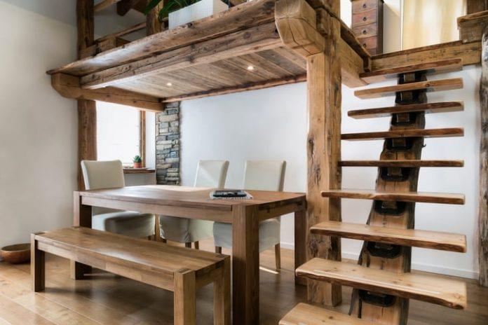 Soppalco in legno prezzi e materiale necessario ecco la - Soppalco in legno autoportante ...