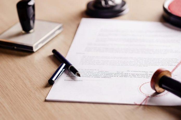 Atto Notarile di Compravendita o atto notarile costi