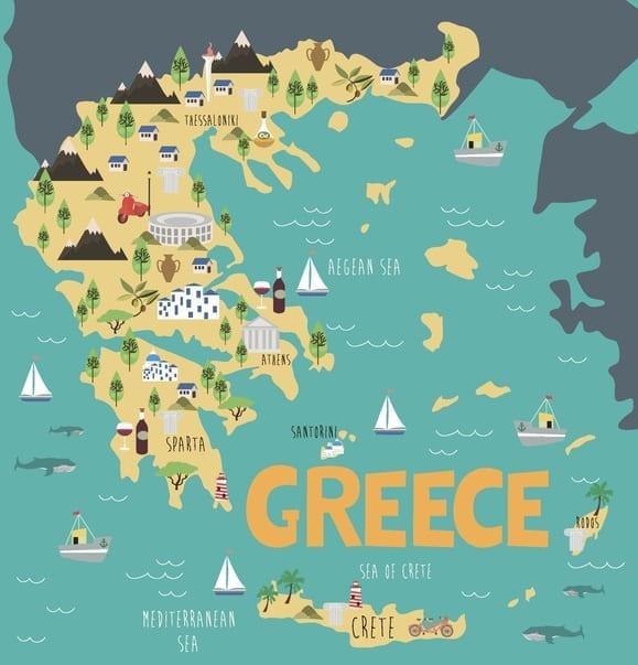 comprare casa in grecia conviene