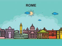 vivere a Roma da studente