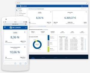 re-lender piattaforma di crowdfunding