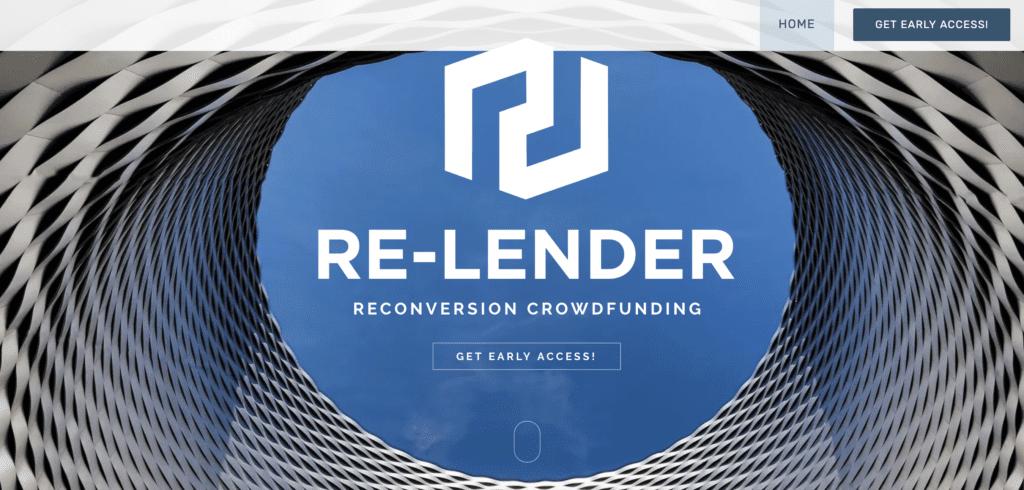 Re-Lender e riconversione immobiliare