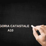 categoria catastale a10 uso abitativo