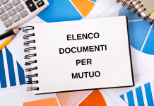 documenti per mutuo: richiesta documenti