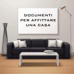 documenti per affittare una casa: affitti tra privati