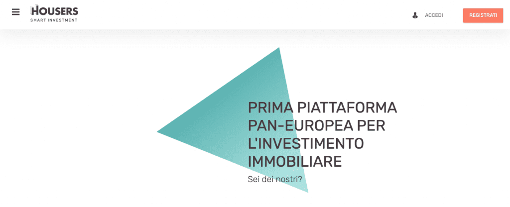 housers: lending crowdfunding italia