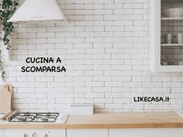 cucina a scomparsa e cucine monoblocco