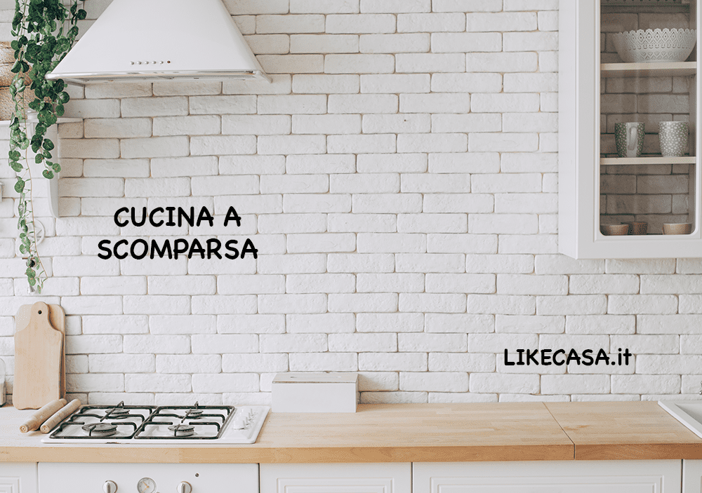 Cucina a Scomparsa e Cucina Monoblocco: Prezzi, Soluzioni ...