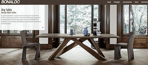 big table bonaldo tavoli