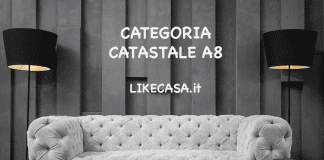 a8 categoria catastale