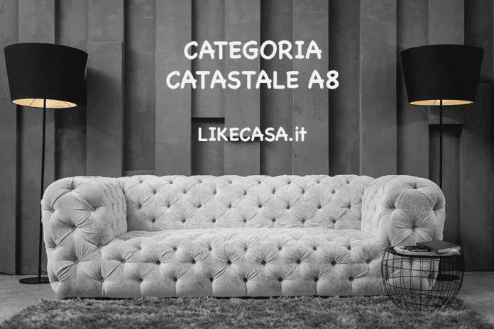 a8 categoria catastale