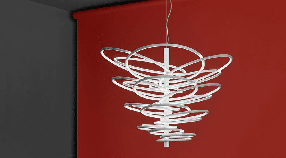 lampada a sospensione Flos