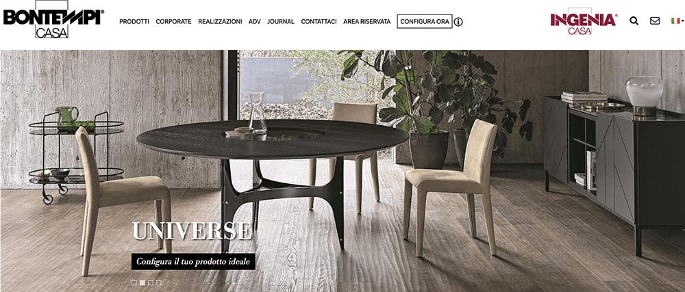 Bontempi Tavoli Prezzi Modelli Opinioni Sui Tavoli Dal Design Moderno