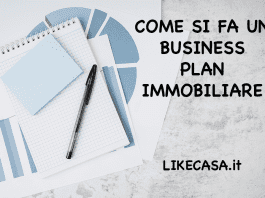 business plan immobiliare modello