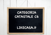 c6 categoria catastale
