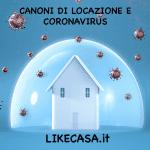 canoni di locazione e coronavirus previsioni