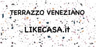 terrazzo veneziano: pavimento alla veneziana