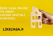 vendere casa online abbatte i costi