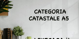 a5 categoria catastale