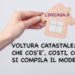 voltura_catastale_cos'è